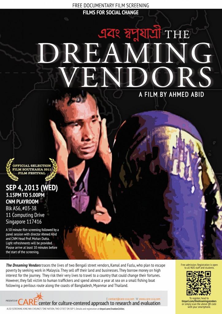 Dreaming Vendors film poster